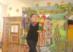 Pinochio la grădiniță