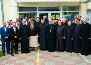 "Revedere 20 de ani - Promoția 1996-2001  Seminarul Teologic ""Sf. Gheorghe"" Botoșani"